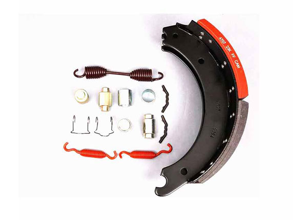 Commercial Vehicles Brake Shoes